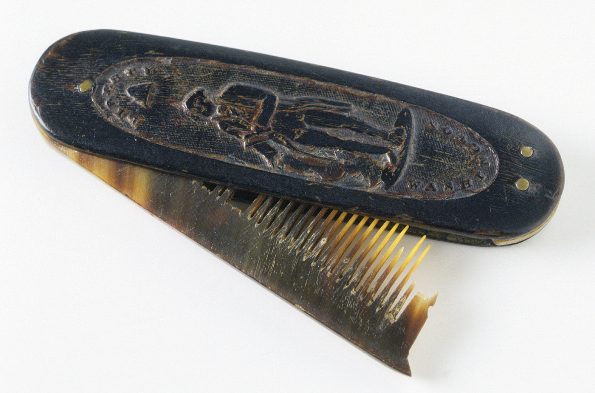 1953.0061 Comb, View 2