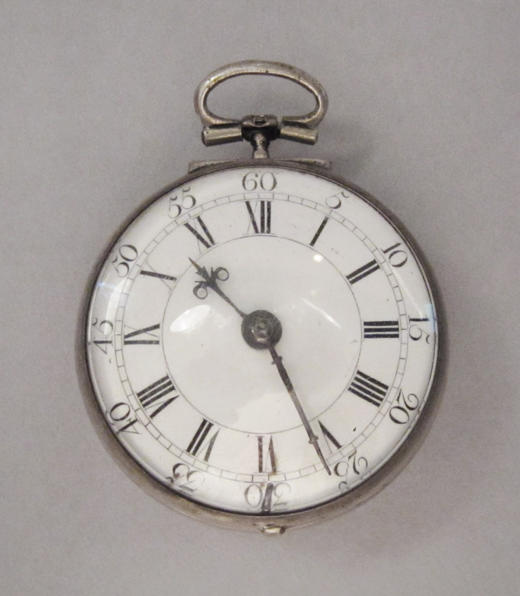 1956.0029.001 B, C Watch case, upper surface
