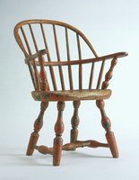 Chair - Windsor armc...