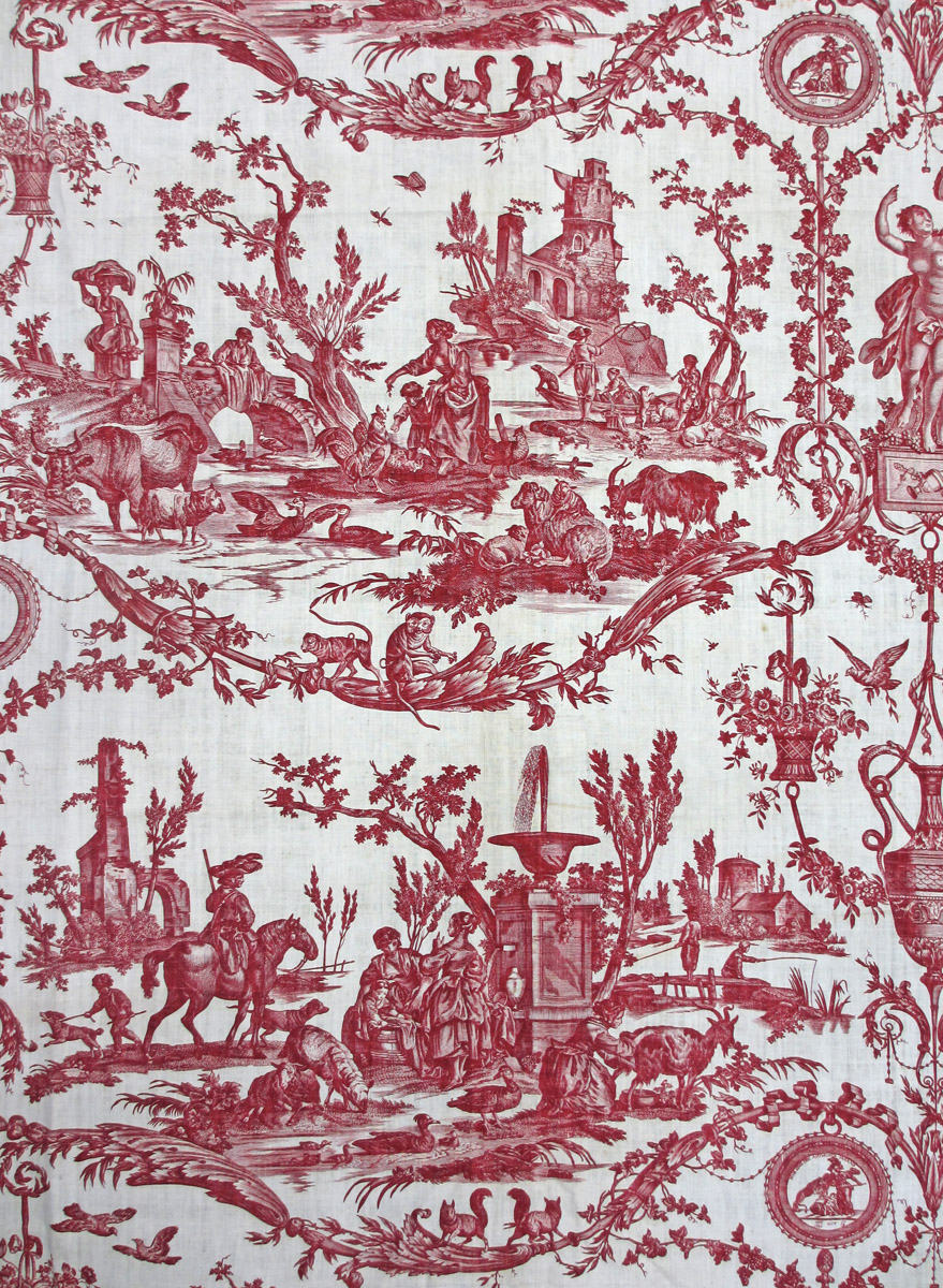 Textiles (Furnishing) - Valance