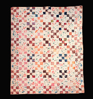 Quilt - Pieced and s...