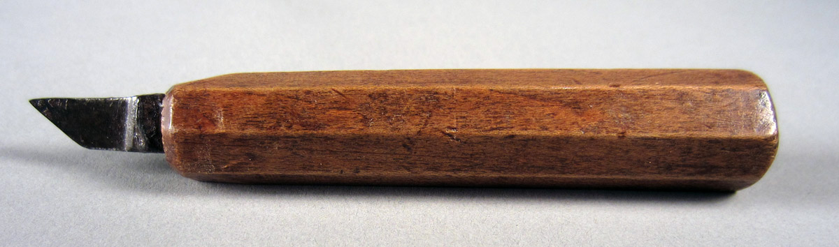 1957.0026.063 Mortise chisel, View 1