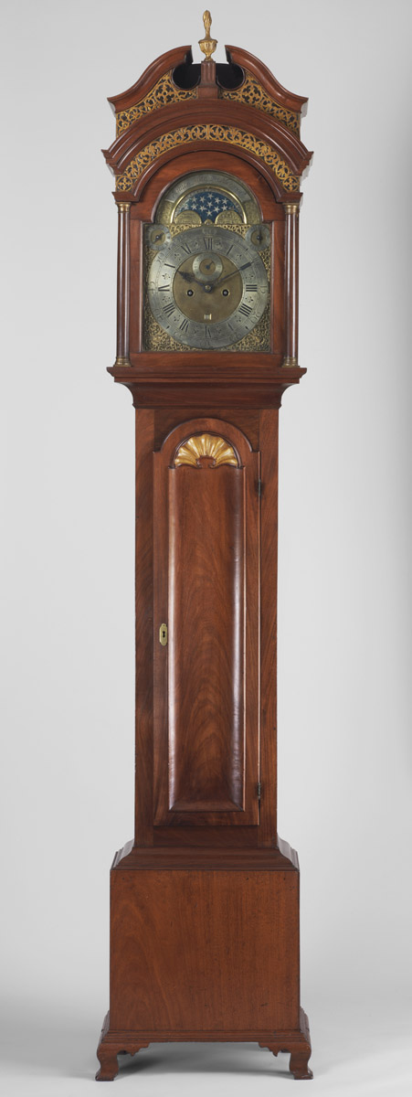 1951.0028 Clock, overall, view 1