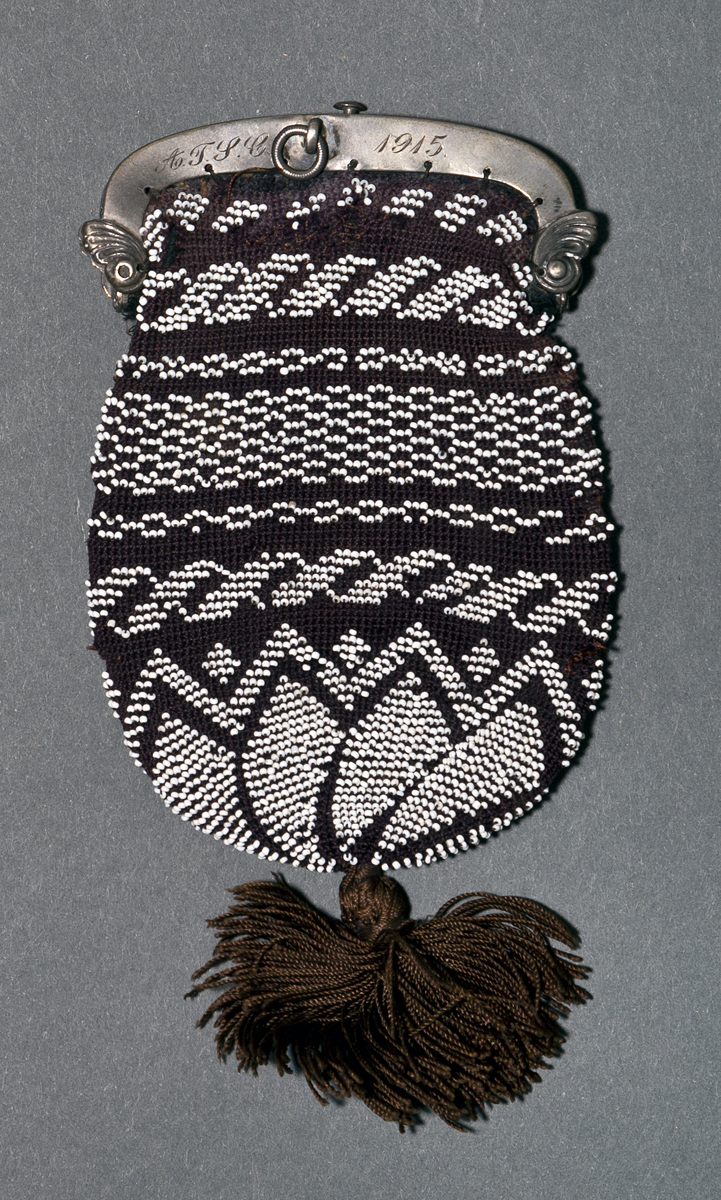 Purse - Beaded bag