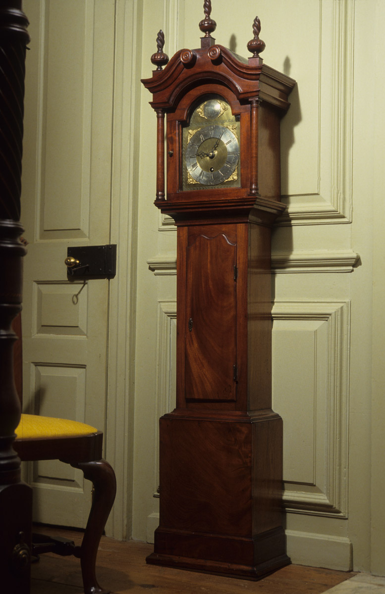 1954.0019.002 Clock, in situ