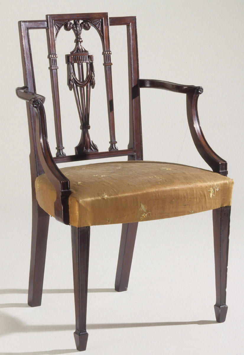 1957.0631 Chair, view 1