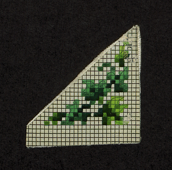 Works on Paper - Needlework pattern