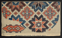 Needlework pattern -...