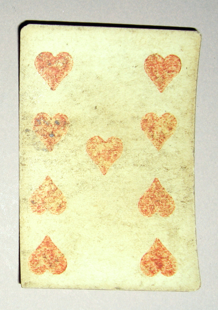 1954.0071.007 II Playing card