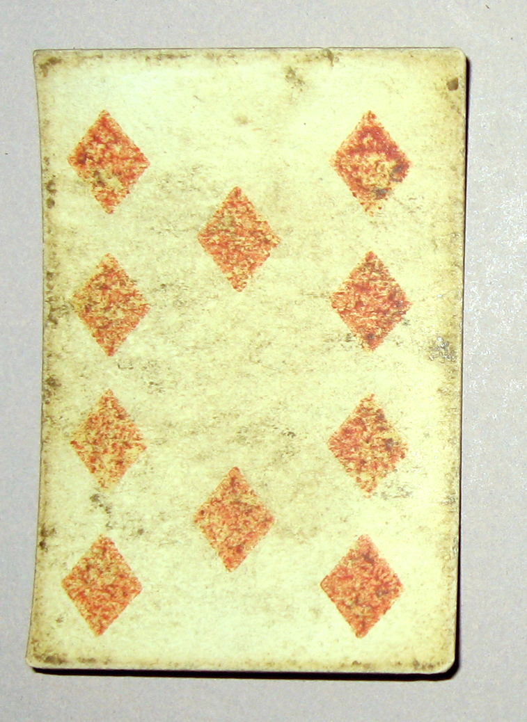 1954.0071.007 W Playing card