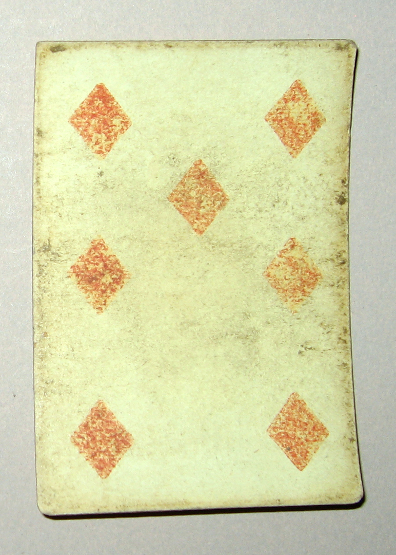 1954.0071.007 T Playing card