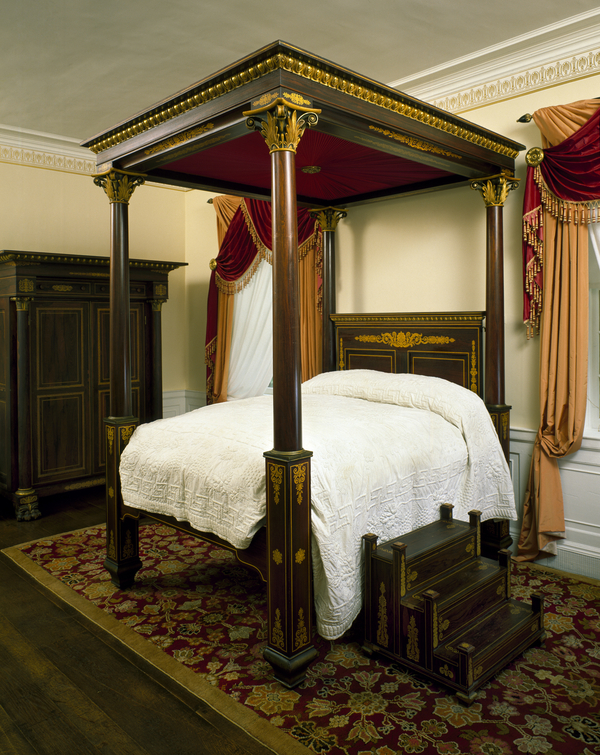 Furniture Bed Search The Collection Winterthur Museum - Bedroom furniture philadelphia