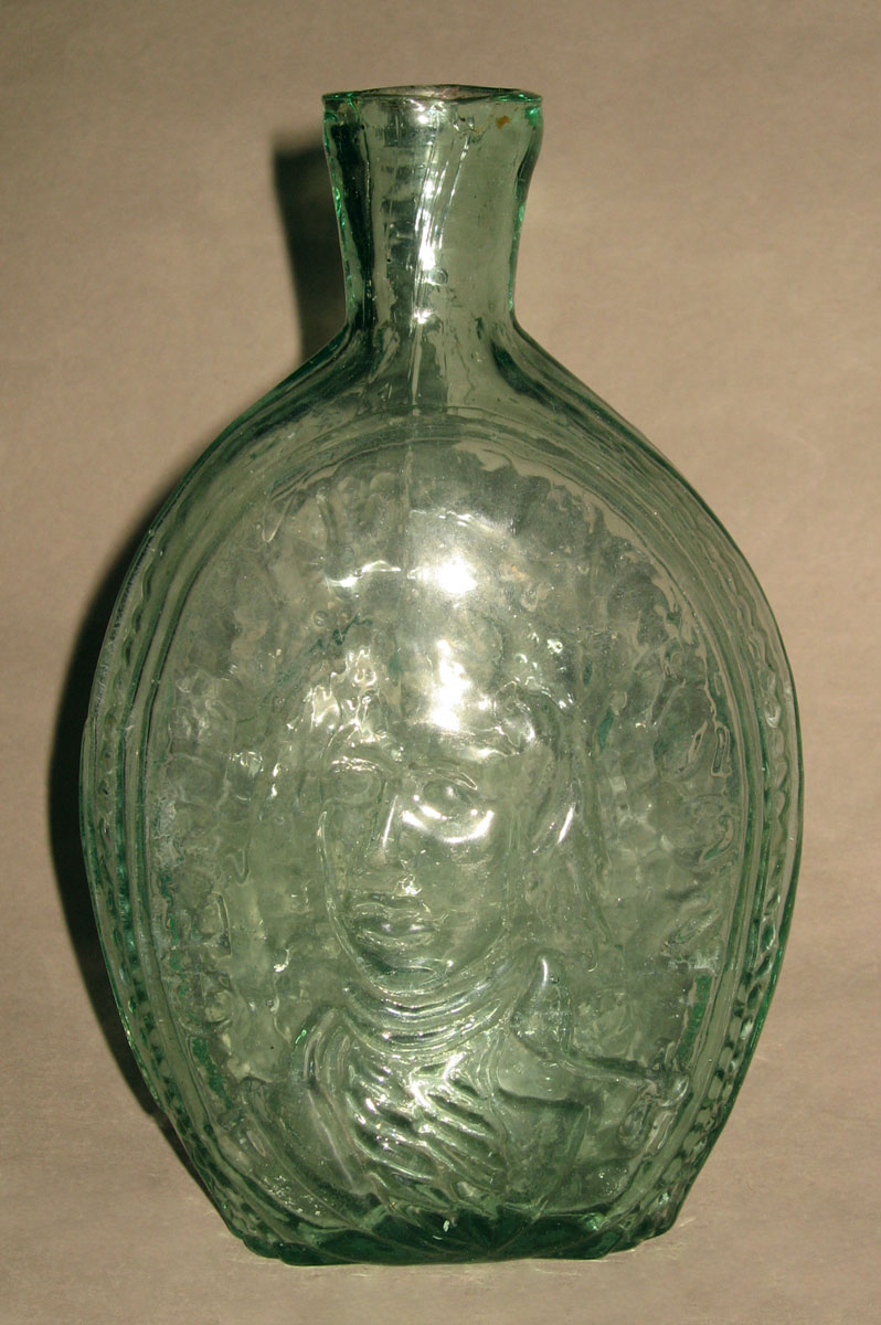 1978.0020 Glass flask