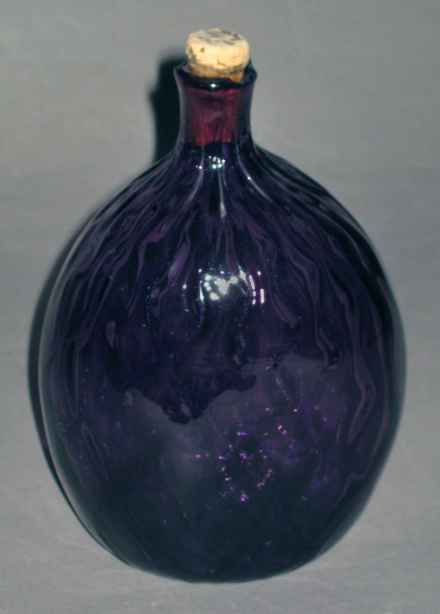 1959.3090 Glass Flask