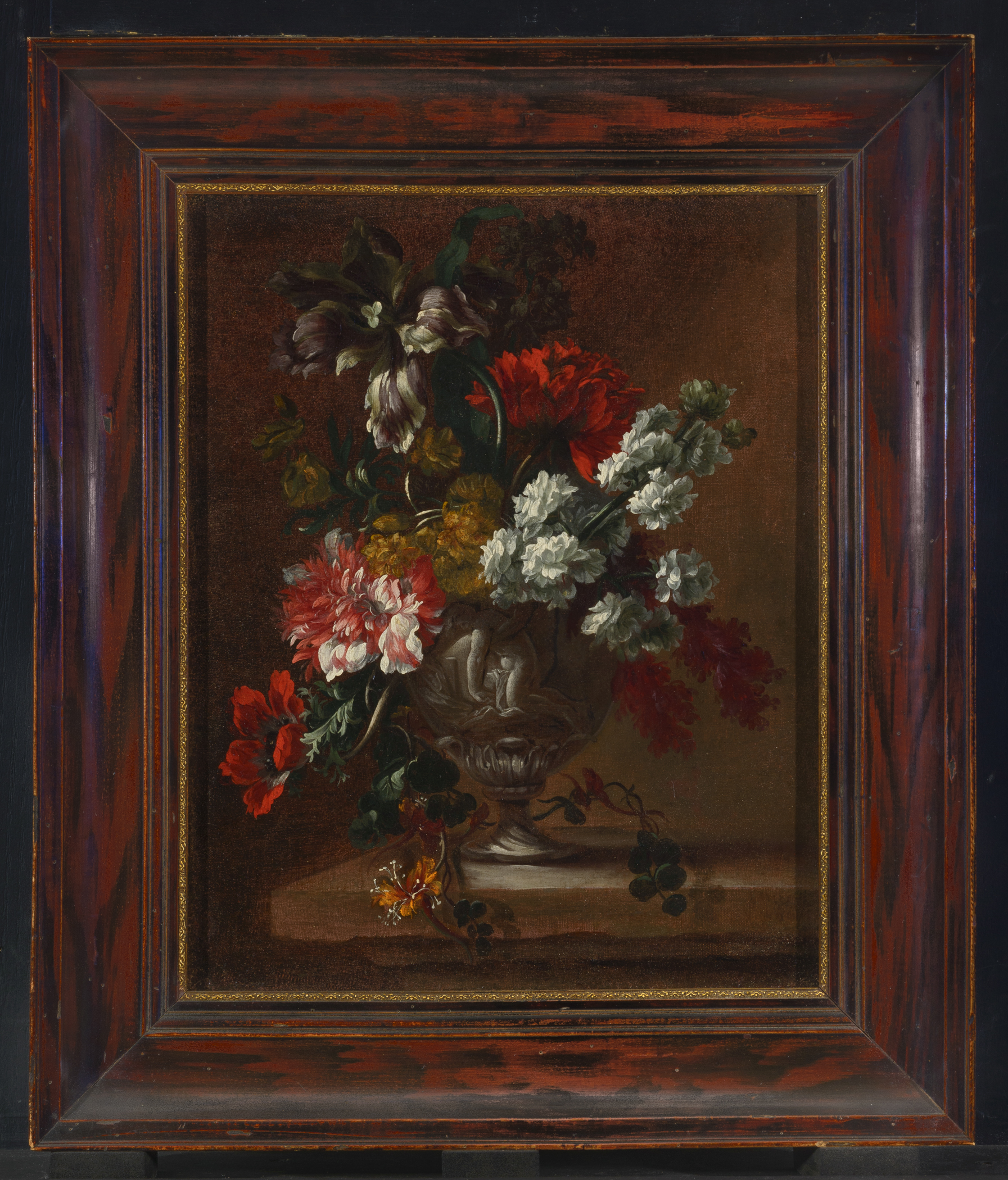 1958.0967 A Painting, B Frame, view 1
