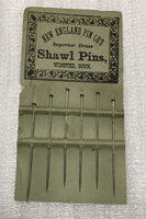 Pin packet - Shawl