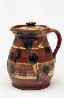 Jug and cover - Pitc...