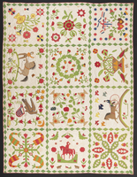 Quilt - Applique quilt