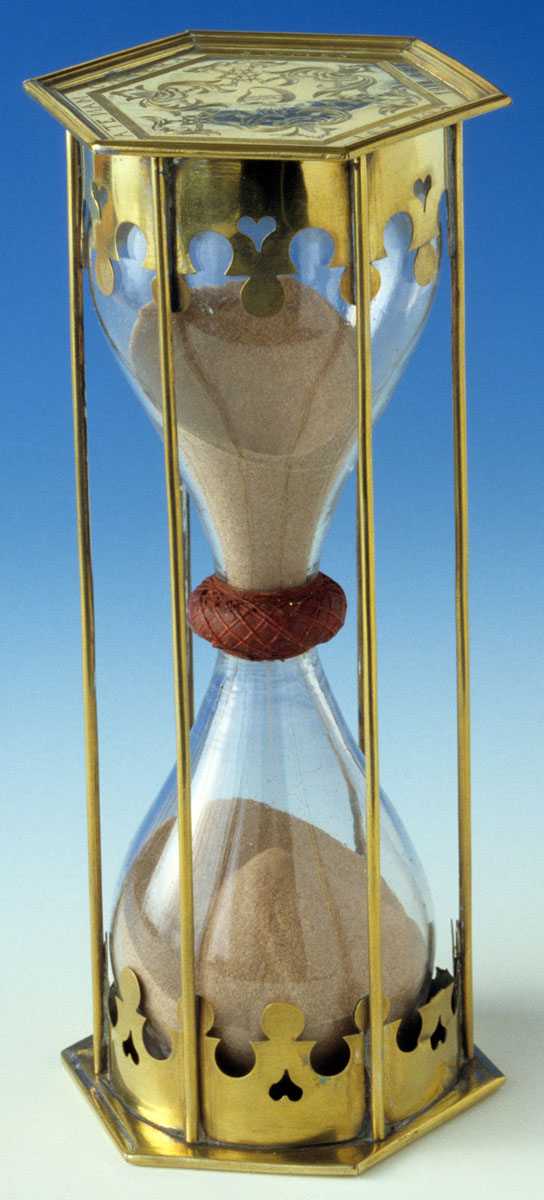 Clocks, Watches, and Scientific Instruments - Hourglass