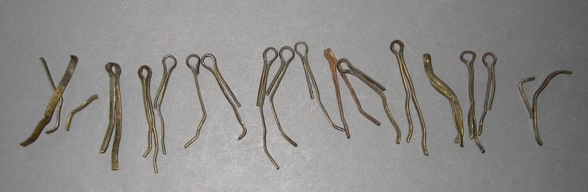 Metals - Cotter pin