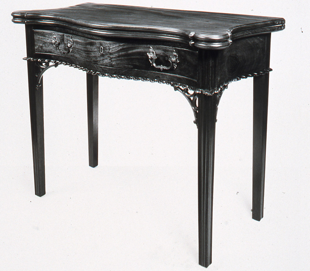 1952.0258 Table, Card Table