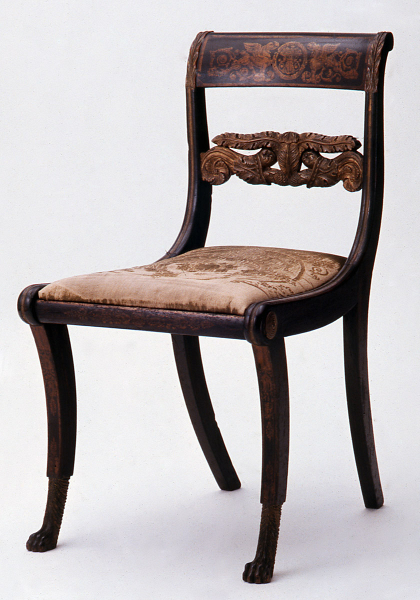 1957.0742 Chair, Side chair