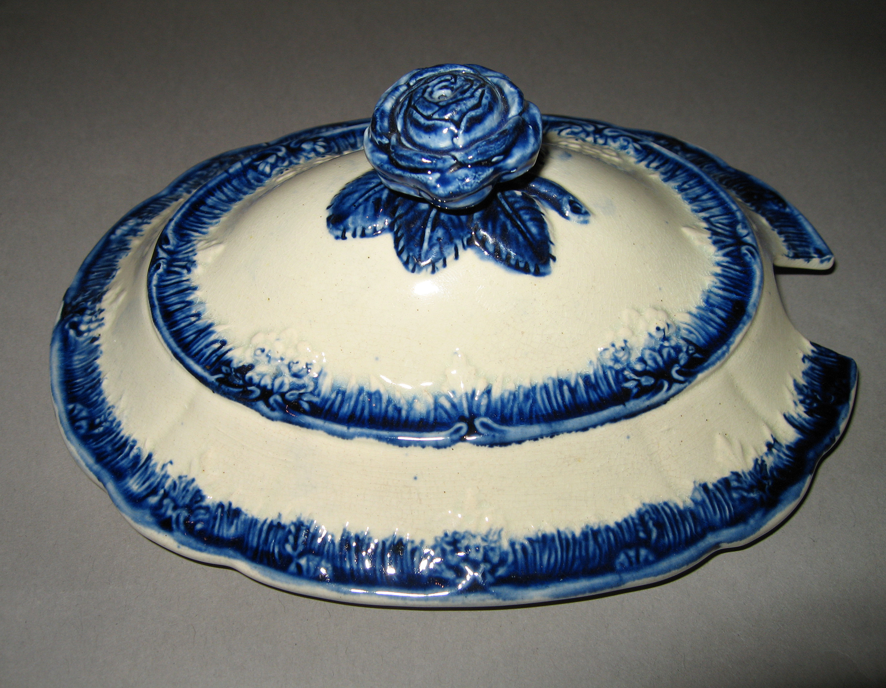 1964.1939 Tureen cover