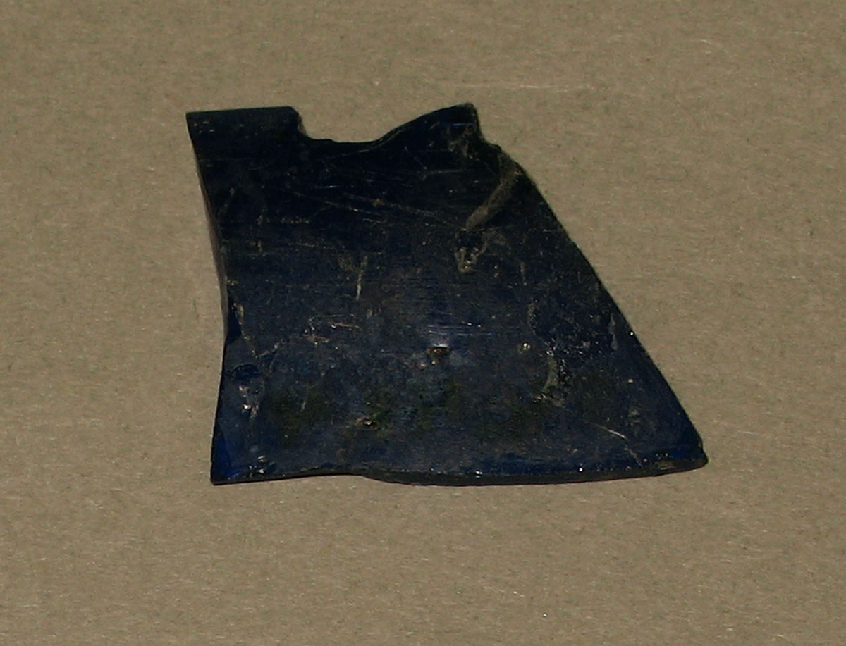 1954.0041.004 Glass fragment