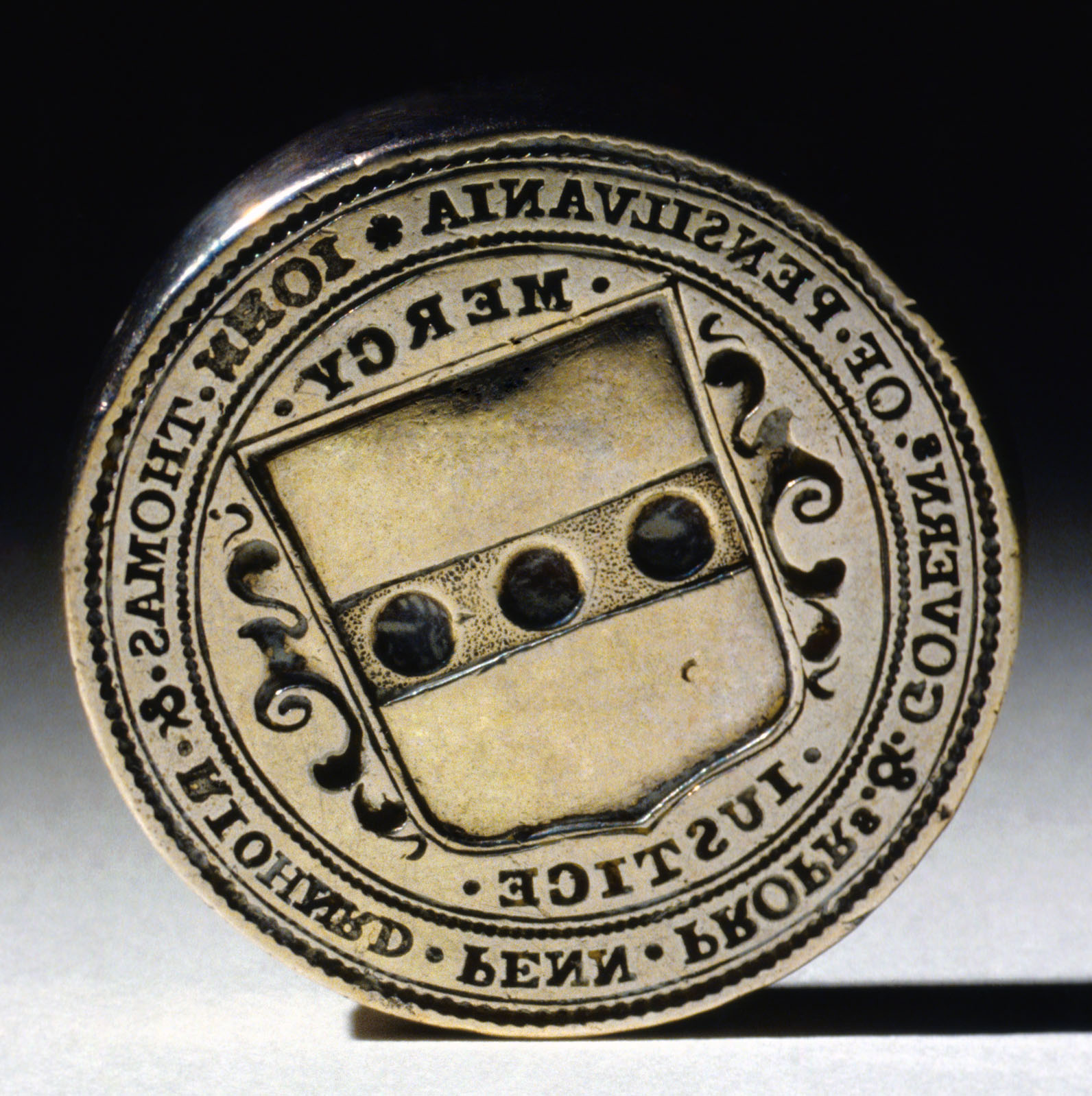 1955.0557 Seal, view 2
