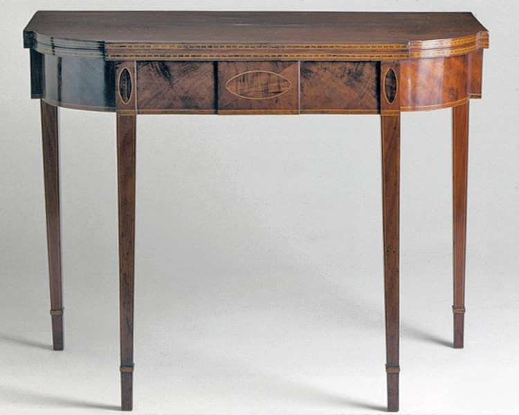 1962.0113 Table, Card table