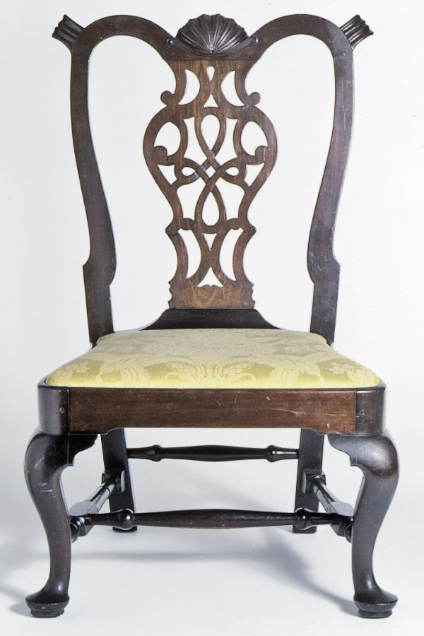 1959.2644 Chair, Side chair