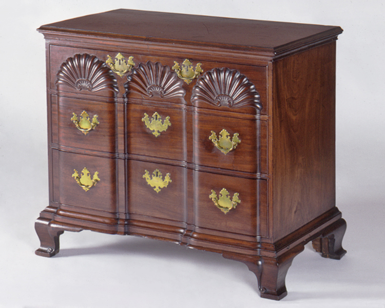 1958.0018.001 Chest, Chest of drawers