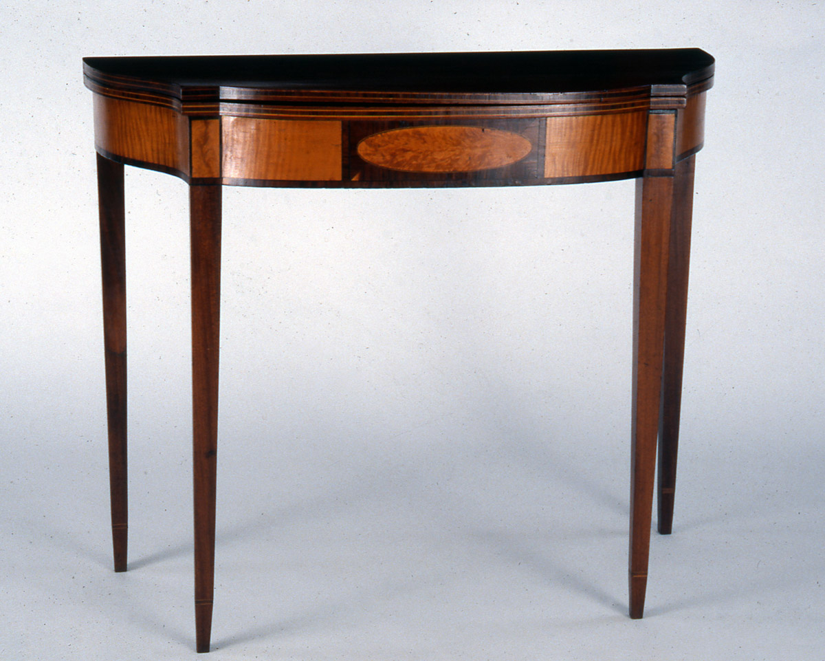 1957.1012 Table, Card table