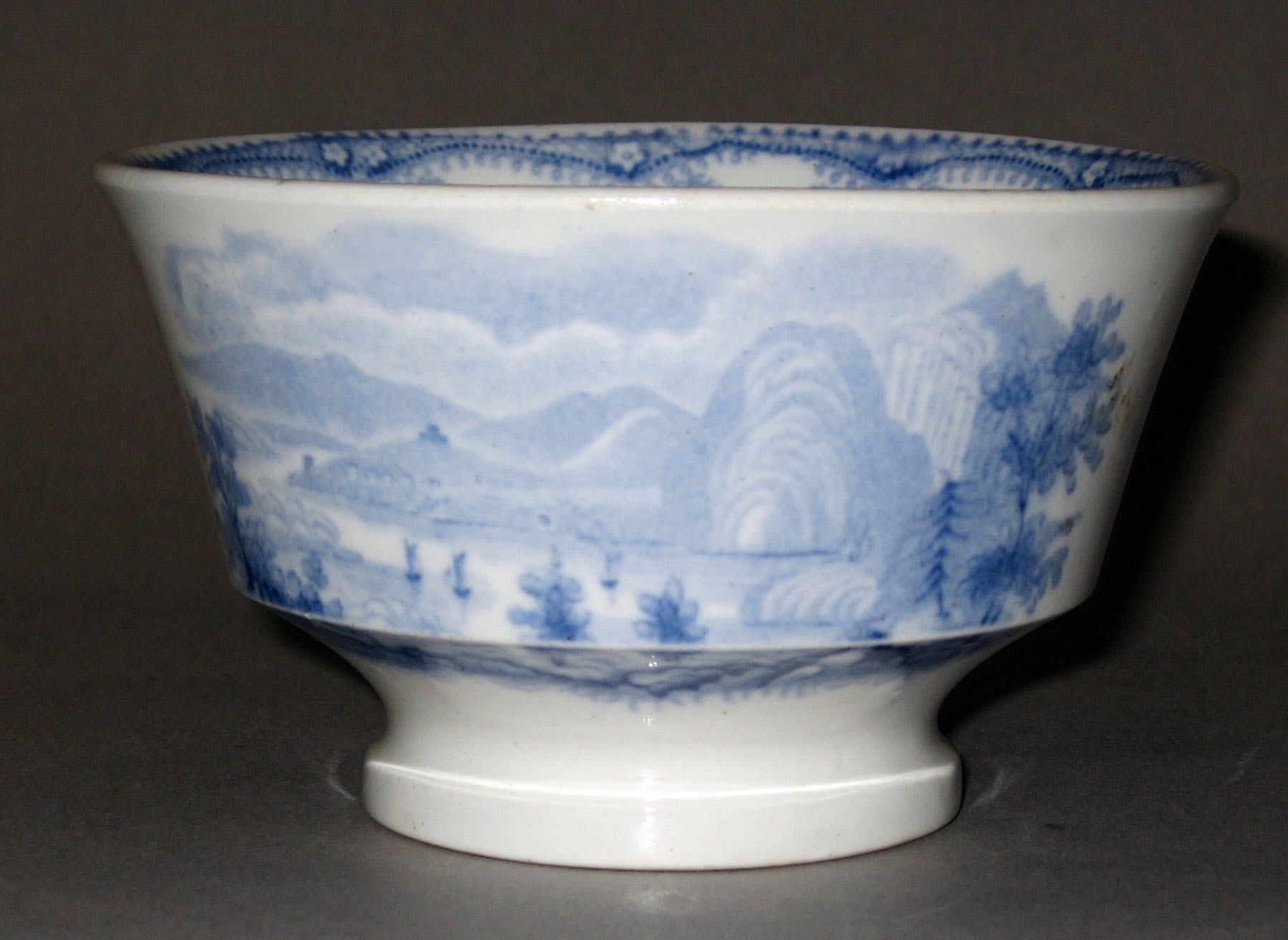 1965.2915.007 Ridgway earthenware tea bowl