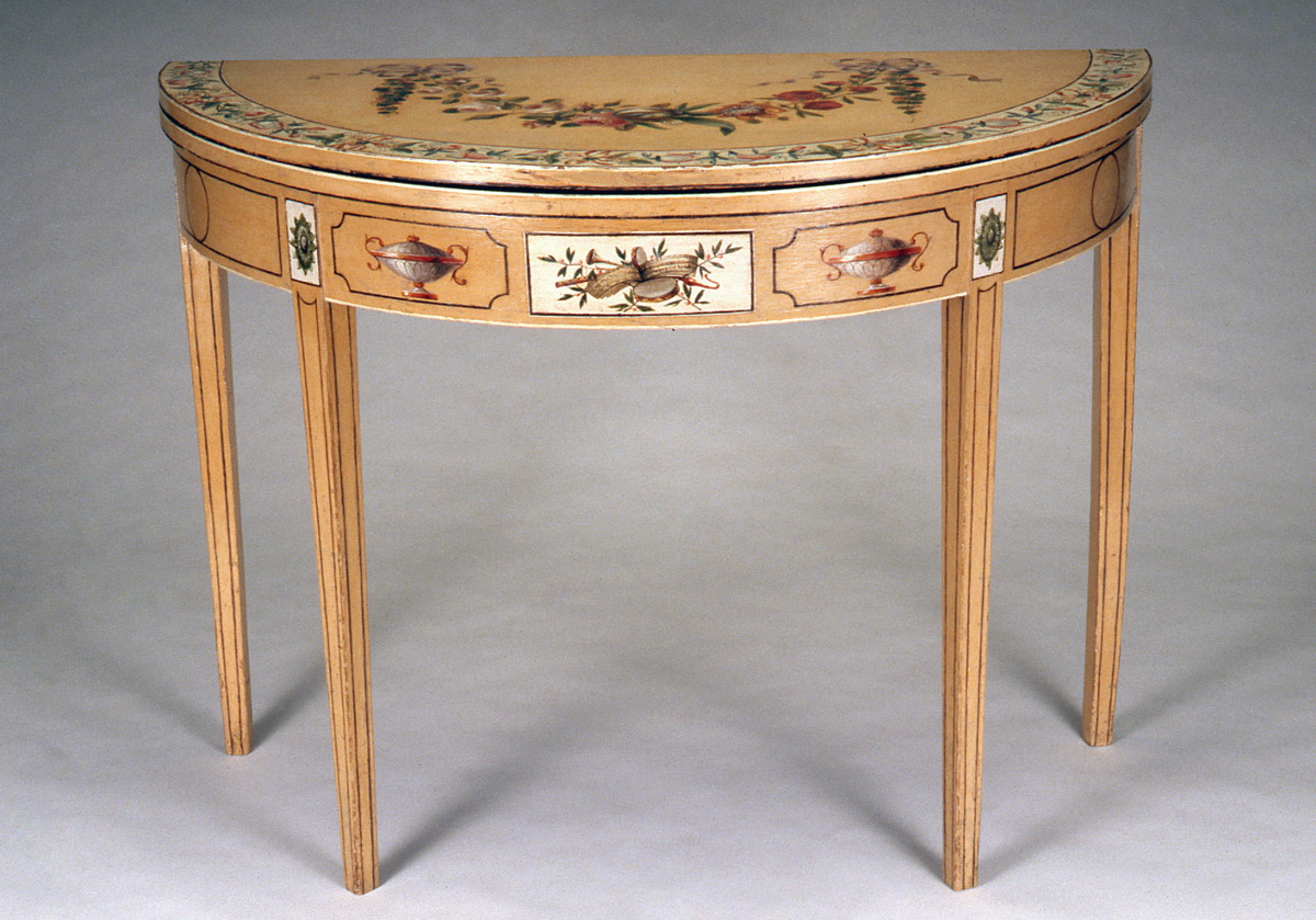 1952.0164 Table, Card table