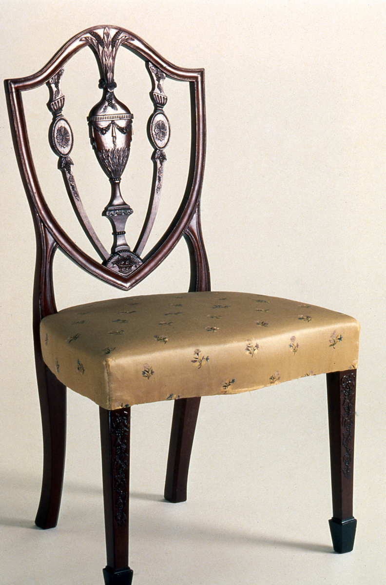 1957.0693 Chair, Side chair