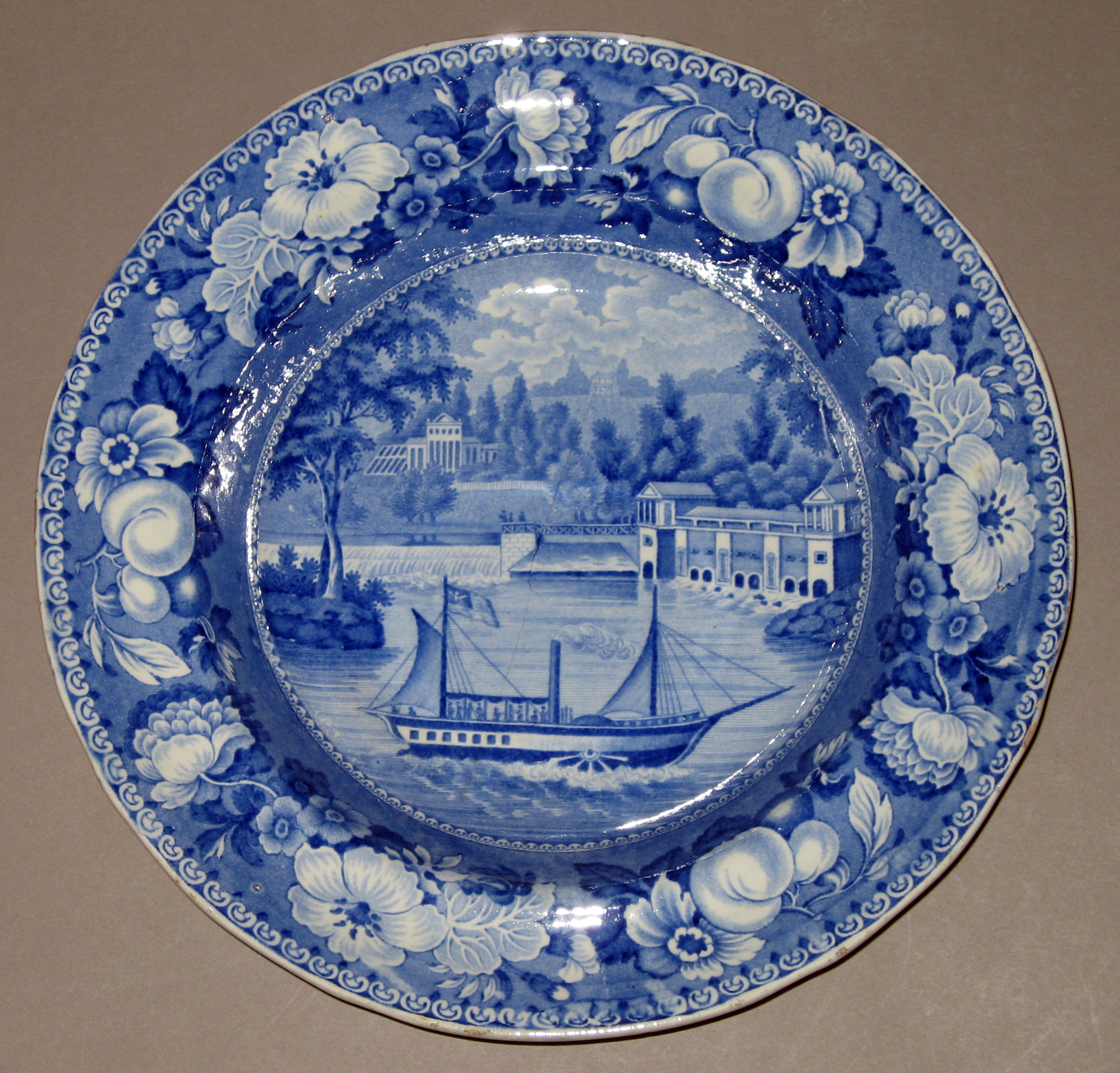 1958.2209.005 Soup plate