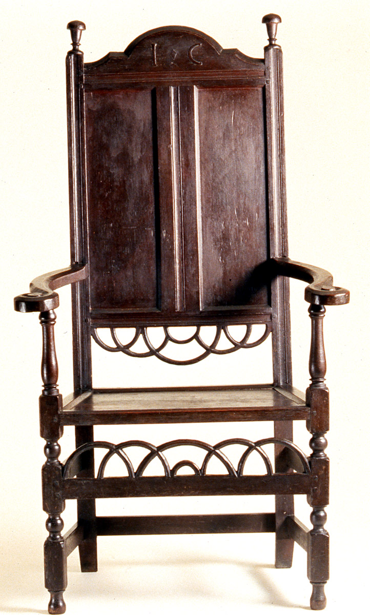 Chair - Wainscot arm...