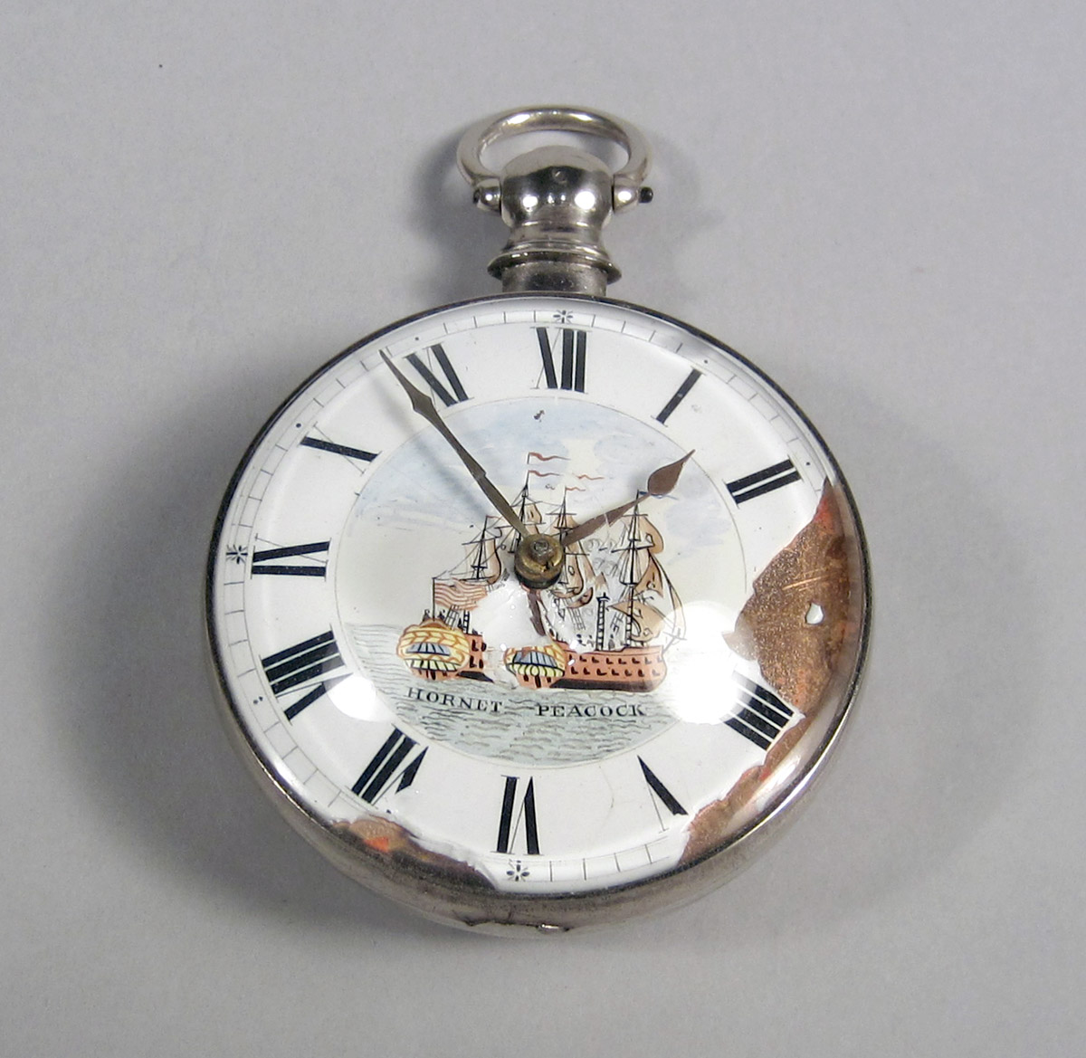 1957.0041.002 A, C & D Silver Pocket watch